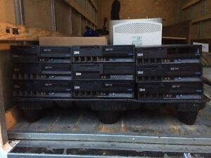 Lot of 7 IBM Pentium 4 3ghz SFF