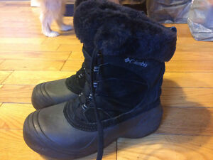 Women's Columbia Brand Winter Boots