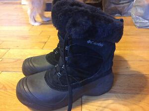 Women's Columbia Brand Winter Boots