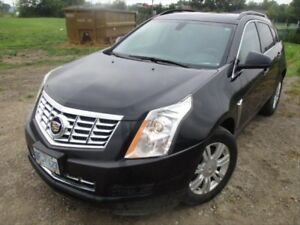 2013 Cadillac SRX LEATHER! NAVI! TOUCH SCREEN!