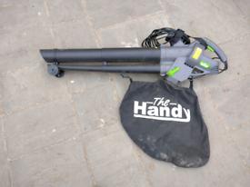 Garden vacuum/blower