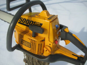 Pioneer and pioneer partner chainsaws.