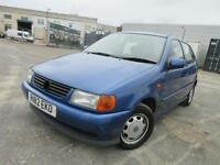 1998 Volkswagen Polo 1.4 CL 5dr