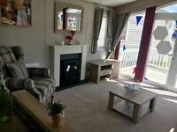 Static Caravan Clacton-on-Sea Essex 2 Bedrooms 6 Berth Carnaby Helmsley Lodge