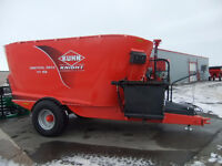 KUHN KNIGHT VT168T VERTICAL MAXX MIXER DEMO YOURS TODAY
