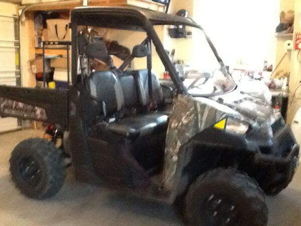 Used 2014 Polaris XP 900 hunter Browning edition