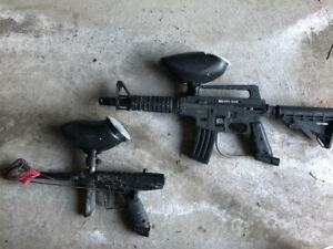 Paintball Guns Buy Or Sell Paintball Equipment In Ontario Kijiji