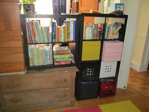 Bibliothèques Ikea