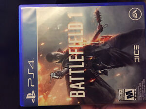 Battlefield 1 for sale $45 PS4