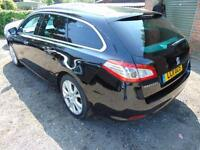 2011 Peugeot 508 2.0 HDi 140 Allure 5dr 5 door Estate