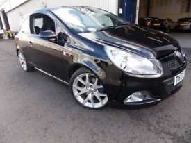 Vauxhall Corsa 1.6i Turbo 16v 2007.5MY VXR Petrol 27k 1 Owner & Supplying Dealer
