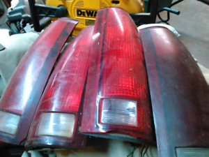GM Chev tail lights