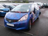 2013 Honda Jazz 1.4 i-VTEC CVT ES Plus BREAKING