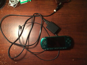BARELY USED PSP VERY GOOD CONDITION