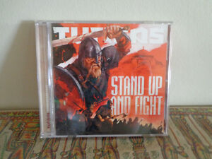Stand Up and Fight CD by Turisas