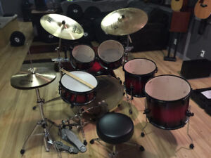 Sonor Select Force 5 piece