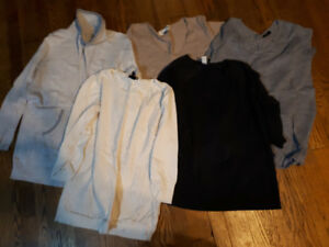 Maternity clothes- Most lg, some med, sm