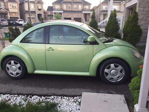 1999 Volkswagen Beetle - Low mileage - Best among the rest!!!