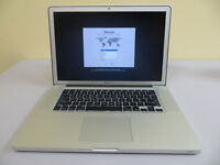 """MacBook Pro 15"""" i7 Late-2010 121 Battery Cycles BACK-TO-SCHOOL"""