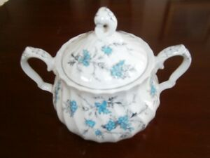 Myott's 'Sound of Music' Pattern Sugar Bowl