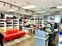 Well-Established Shoe Store For Sale