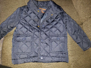 12-18 month Joe fresh quilted jacket new