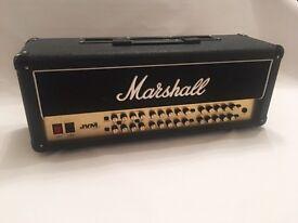 Marshall JVM 410H 100 Watt Guitar Head Amplifier