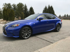 2014 Lexus IS350 F-Sport Premium