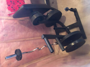 Weights Olympic 2 INCH