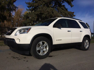 2008 GMC ACADIA /AWD/ SLE/ 8 seate/*$100 OFF PER DAY UNTIL SOLD*