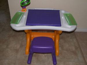 Little Tikes desk & chair