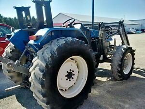 2002 New Holland TL80 Tractor London Ontario image 5