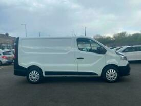 2017 Renault Trafic SL27 dCi 120 Business Van PANEL VAN Diesel Manual
