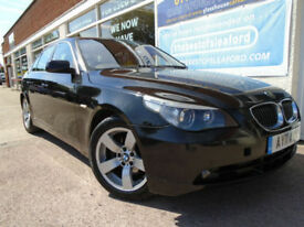 BMW 530 3.0 auto Saloon 2011 i SE Full S/H 21 stamps p/x available