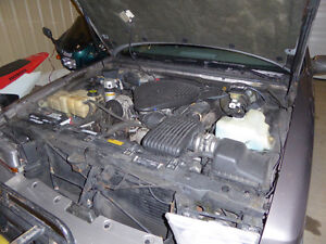 LT1 350 1995 roadmaster parting out
