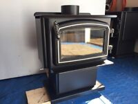 Regency Wood Stove Model F1100 S