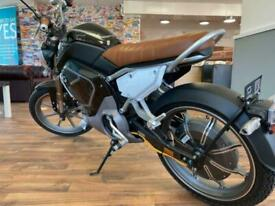 2021 SUPER SOCO Tc Electric Motorcycle Electric Automatic