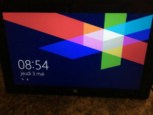 Tablette Surface RT 8.1