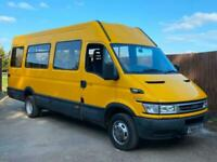 Iveco DAILY 50C14 3.0HPI WAV Wheelchair Accessible Minibus Ex Council