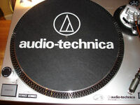 ***** NEW - UPGRADED FOR HOME USE*****AT-LP120-USB TURNTABLE