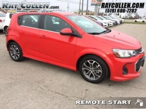 2017 Chevrolet Sonic LT  - Certified - Bluetooth