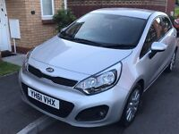 Kia Rio 1.1 CRDi 2 EcoDynamics *reduced for quick sale*