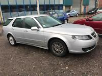 Saab 9-5 1.9TiD Linear ESTATE - 2006 56-REG - FULL 12 MONTHS MOT