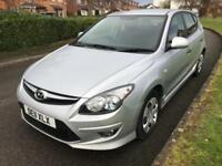 HYUNDAI i30 1.6 CRDI DIESEL (2011) 5 DOOR £30 TAX 1 OWNER