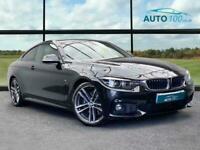 2018 BMW 4 Series 2.0 420i GPF M Sport Auto (s/s) 2dr