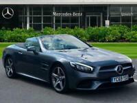 2020 Mercedes-Benz SL SL 400 AMG Line 2dr 9G-Tronic Auto Convertible Petrol Auto