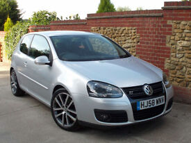 Volkswagen Golf 1.4 TSI ( 170PS ) 2008 GT Sport Silver 3dr - High Spec!
