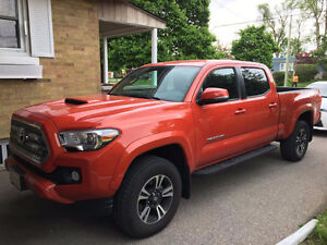 2017 Toyota Tacoma TRD Sport Pickup Truck Lease Takeover