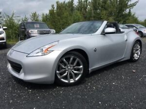 Nissan 370Z Convertible Touring 2011