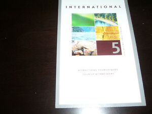 International tourist attractions.
